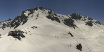 Preview webcam image Arosa - Hörnli Berg