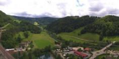 Preview webcam image Saint-Ursanne