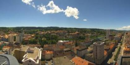 Preview webcam image La Chaux-de-Fonds