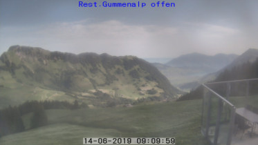 Preview webcam image Wirzweli - Gummenalp