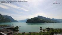 Preview webcam image Brunnen - Lake Lucerne