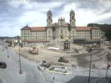 Preview webcam image Einsiedeln - Klosterkirche