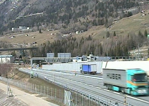 Preview webcam image Airolo - Gotthard-Tunnel