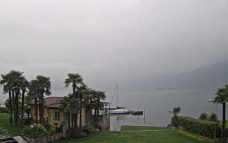 Preview webcam image Ascona - Hotel Eden Roc
