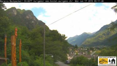 Preview webcam image Aurigeno - Valle Maggia