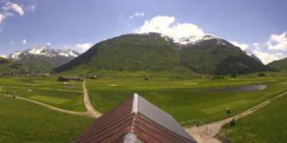 Preview webcam image Andermatt