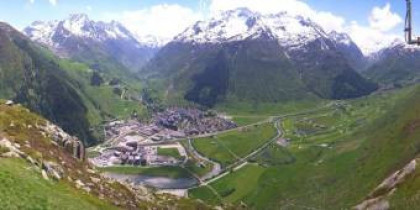 Preview webcam image Andermatt 3