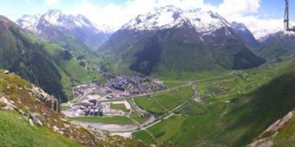 Preview webcam image Andermatt - Bäzberg