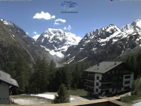 Preview webcam image Arolla - Mont Collon