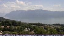 Preview webcam image Belmont-sur-Lausanne