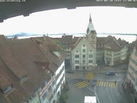Preview webcam image Zug - Kolinplatz