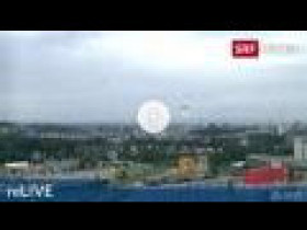 Náhledový obrázek webkamery Zurich - Gebäude des SF