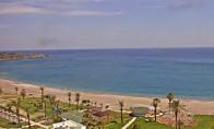 Preview webcam image Rodos Palladium Beach Live