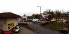 Náhledový obrázek webkamery Jilemnice - roundabout