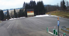 Preview webcam image Bedrichov - parking Central