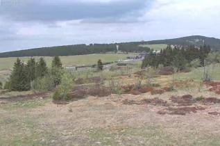Preview webcam image Bozi Dar - Krusne hory