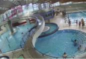 Preview webcam image Aquapark Kohoutovice Brno