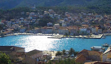 Preview webcam image Hvar - Jelsa