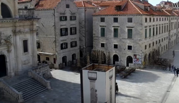 Preview webcam image Dubrovnik - center
