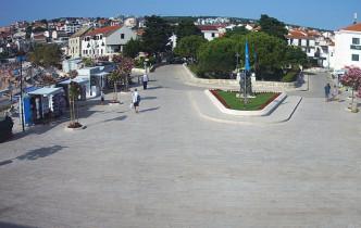 Preview webcam image Primosten