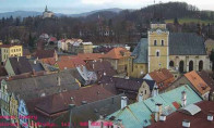 Preview webcam image Frýdlant v Čechách