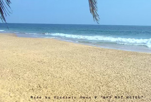 Preview webcam image Hikkaduwa Beach and Surf