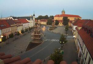 Preview webcam image Poděbrady - square