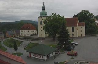 Preview webcam image Jiřetín pod Jedlovou
