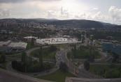 Preview webcam image Košice - Volovské vrchy