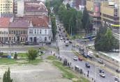 Preview webcam image Košíce - Štúrova-Južná Trieda