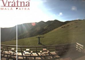 Preview webcam image Vrátná - Malá Fatra