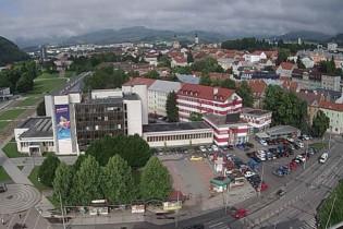 Preview webcam image Banská Bystrica - Námestie slobody