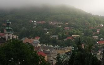 Preview webcam image Banská Štiavnica