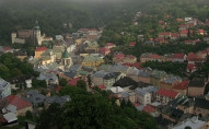 Preview webcam image Banská Štiavnica - panorama