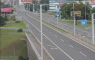 Preview webcam image Bratislava - direction SNP bridge