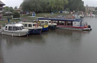 Preview webcam image Baťa's canal - Veselí nad Moravou
