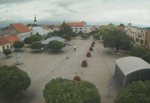 Preview webcam image Nové Mesto nad Váhom