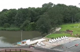 Preview webcam image Thermal Park Nitrava