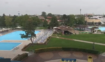 Preview webcam image Thermalpark Dunajska Streda