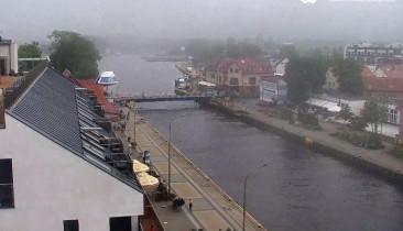 Preview webcam image Darłowo - lighthouse