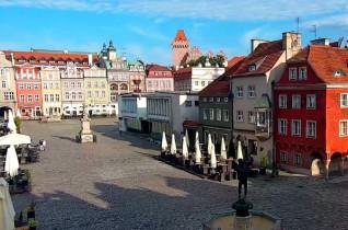 Preview webcam image Poznan