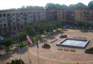 Preview webcam image Czechowice-Dziedzice