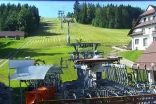 Preview webcam image Ski BESKID Spytkowice
