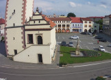 Preview webcam image Dobruška
