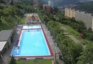 Preview webcam image Aquapark Adamov