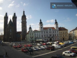 Preview webcam image Hradec Králové