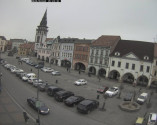 Preview webcam image Chomutov - square