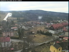 Preview webcam image Kašperské hory