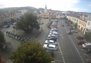 Preview webcam image Sušice - square