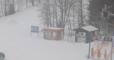 Preview webcam image Skiarea Belveder